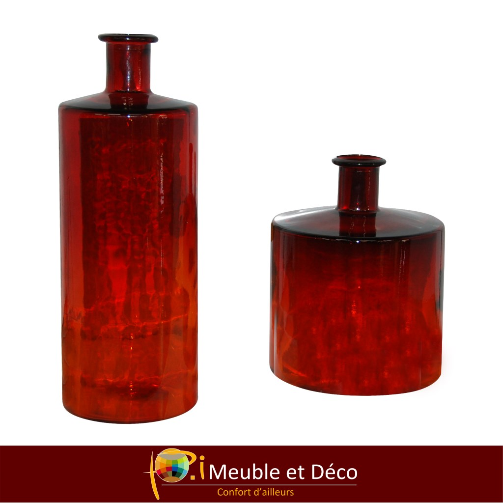 VASE ILA ORANGE MM/PM