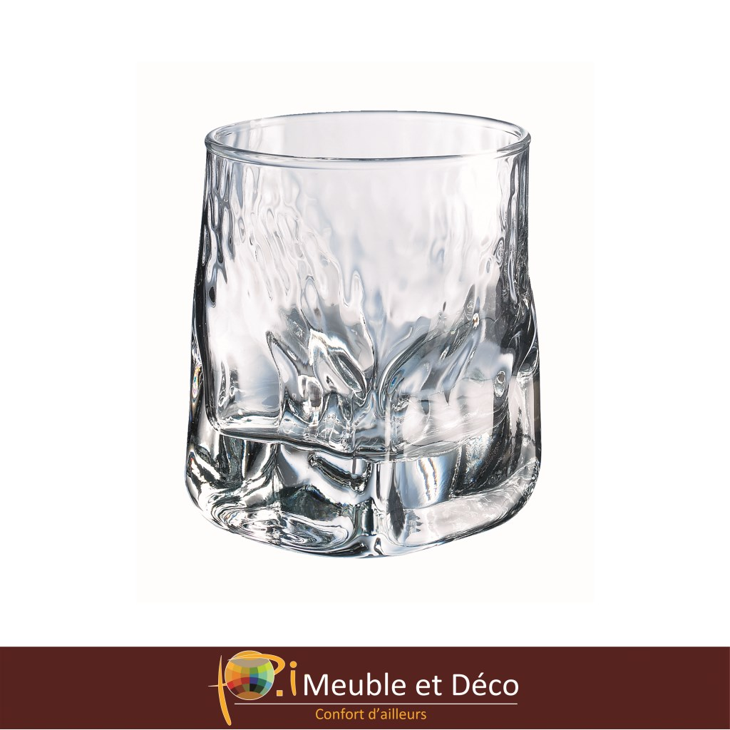 VERRE QUARTZ 25CL