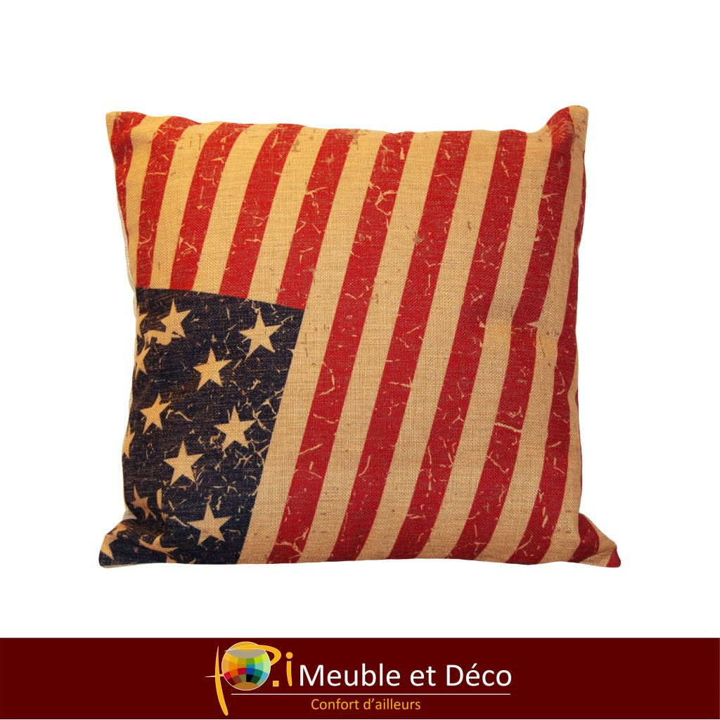 coussin USA