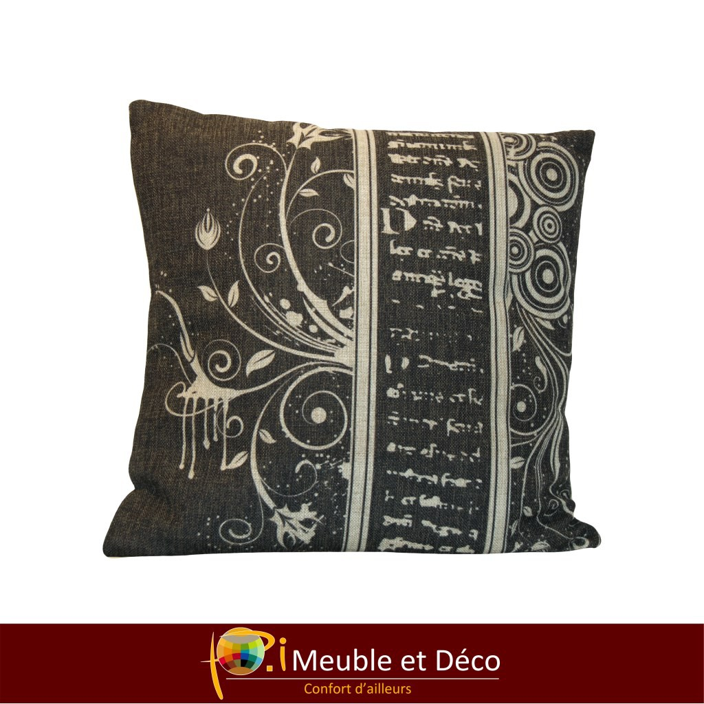 coussin STORY
