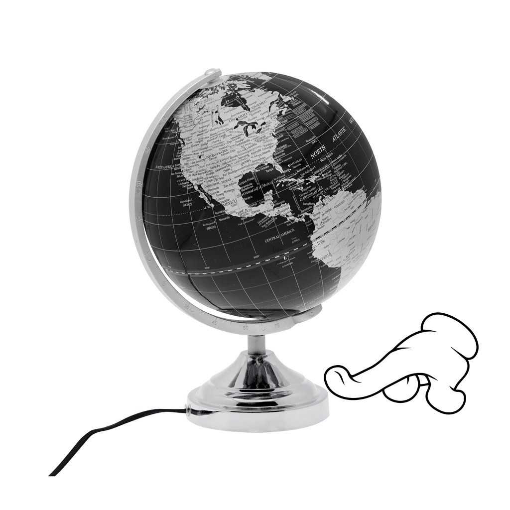 GLOBE lampe touch