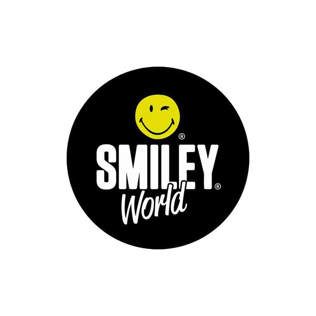 Coussin Licence SMILEY WORLD 33*33cm 6 Designs